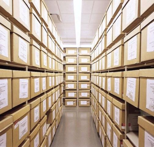 Guarda de Documentos - Arquindex BH 31 2552-4750
